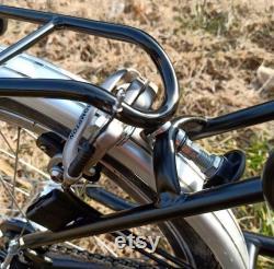BROMPTON Arrière Rack Mini Étagère à bagages NOIR EDITION Léger