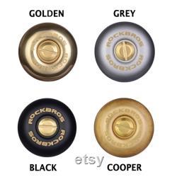 BROMPTON Bell Top Steel Copper Custom Accessories DORÉ
