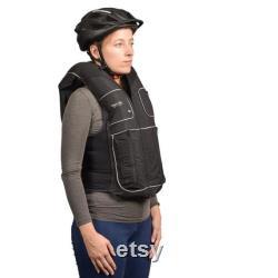 B'SAFE BIKE Gilet airbag autogonflant pour cycliste XL