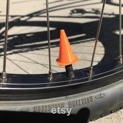 Bouchons de valve de circulation d abord Schrader pour moto de camion de voiture 1 paire