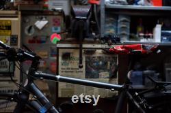 CUSSEC Couvre selle de vélo