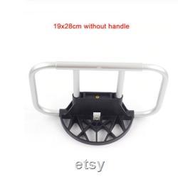 Cadre de transporteur personnalisé pour brompton modifications sac 28x19 cm Black Edition