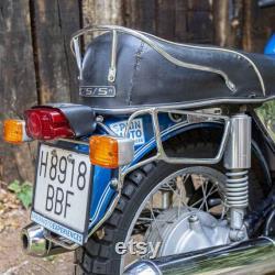 Cadre en acier pour toutes les têtes d air Bmw (tous les modèles sauf gs, st, g s et Roadster) en chrome ou noir