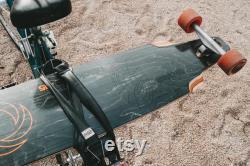Ceinture de serrage de roue roue ceinture à bagages Porte-bagages Porte-vélos cadeau homme anniversaire upcycling recycle