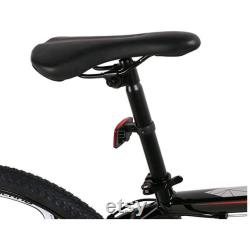 Ceinture en aluminium de vélo de montagne de 26 pouces frein à disque de trame de 17 pouces 3 6 rayons