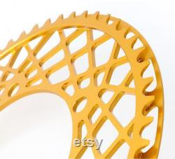 Chairing léger 56T Chainguard pour BROMPTON Gold 146g