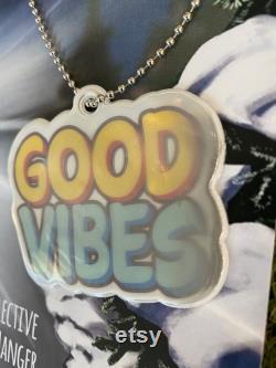 Cintre de réflecteur drôle Good Vibes