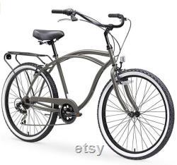 Cruiser Bike homme avec cadre arrière (24 et 26 )