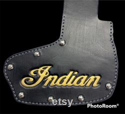 Cuir Heat sheild Cheiftain indien Cheif