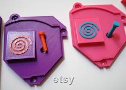 Dreamcast GDEMU 3D Imprimé Extended SD Card Cover Tray