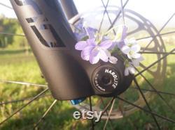 Essieu avant HardLite (brochette de vélo) FOX KaboltX Pinch-Axle pour fourches de suspension 36 38 mm à partir de 2021 Boost de 15x110 mm
