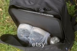 Étui de transport pliant pour étui BROMPTON 3 en 1 sac à dos sac avant