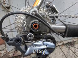 HardLite avant à travers essieu (brochette de vélo) FOCUS R.A.T. 12mm x 100mm