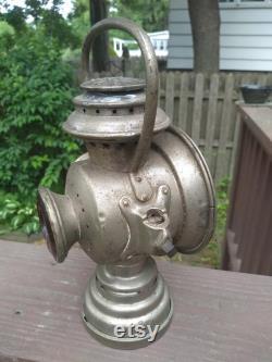 Lampe de moto de lampe à huile de bicyclette 1905