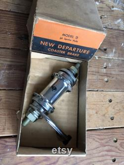 Nouveau frein coaster de départ dans la boîte jamais utilisée