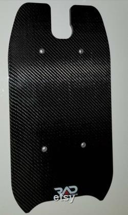 Plate-forme en fibre de carbone pour GSR Bigfoot Goped Scooter