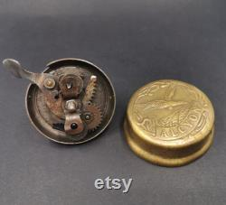 Rare Bike Bell, Antique Bicycle Bell, Fran ais Bicycle Bell, ALCYON