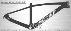 SPECIALIZED vélos 01 autocollant set autocollant de cadre de vélo 13-teilig pour la reconstitution des réparation, vélo de 13 Stickers Autocollants de cadre pour restauration