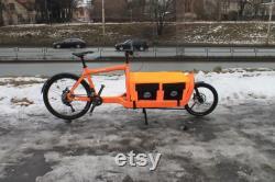 Sac de vélo cargo