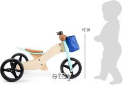 Tricycle d entraînement en bois, Trike pour enfant en bois, Trike personnalisé pour enfants, Cadeau en bois gravé, Trike en bois gar ons, premier cadeau de vélo