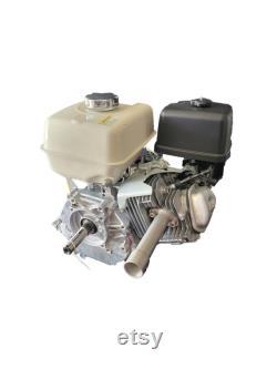 Tuyau d échappement en acier inoxydable 1 Filetage femelle pour Predator 301cc, 420cc, GX240 GX270 GX390, B and S 1450 305cc, Lifan LF190F-BQ 15 HP 420cc.