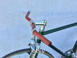 guidon de vélo moustache en bois