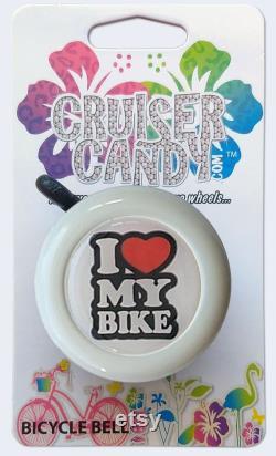 si mignon Cherry Pie Bicycle Bell